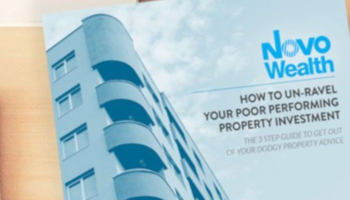 How to un-ravel your poor performing property investment