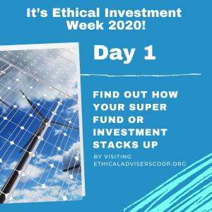 EthicalInvestmentWeek